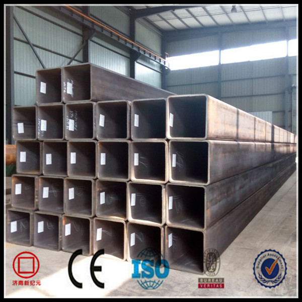 Welded Steel Square Pipes