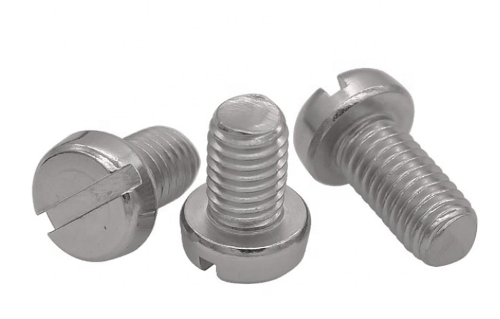 Stainless Steel Slotted Cheese Head Screws