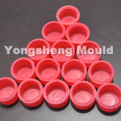 Plastic Mineral Water Cap Mold
