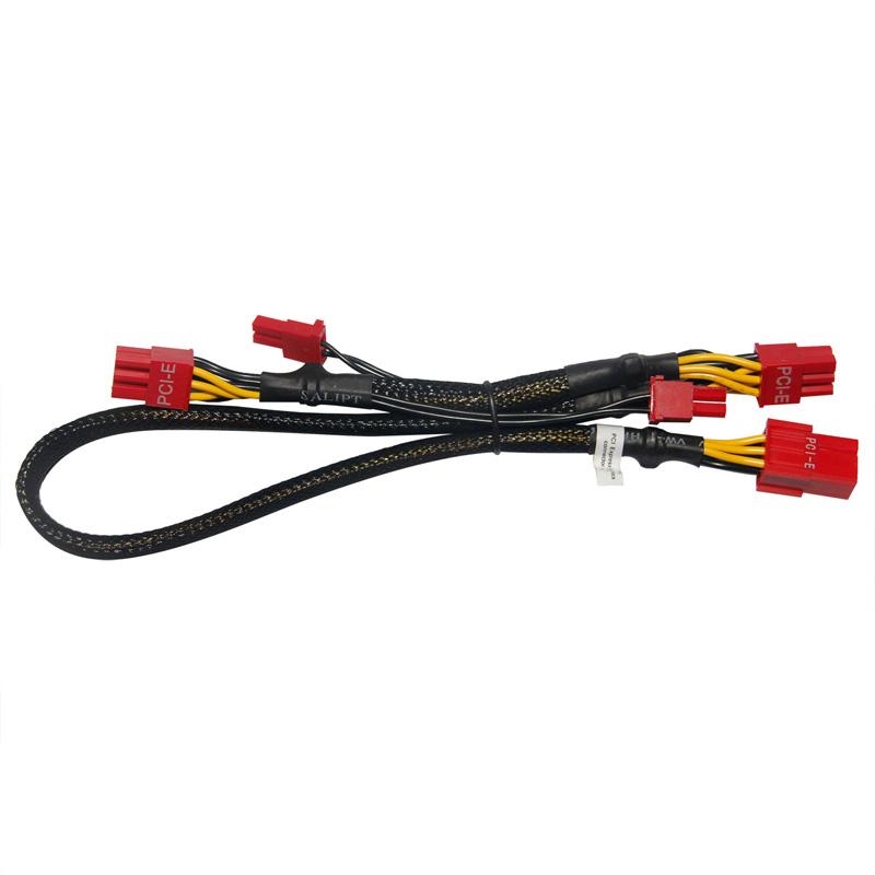 Power Supply PCI-E Wire Harness