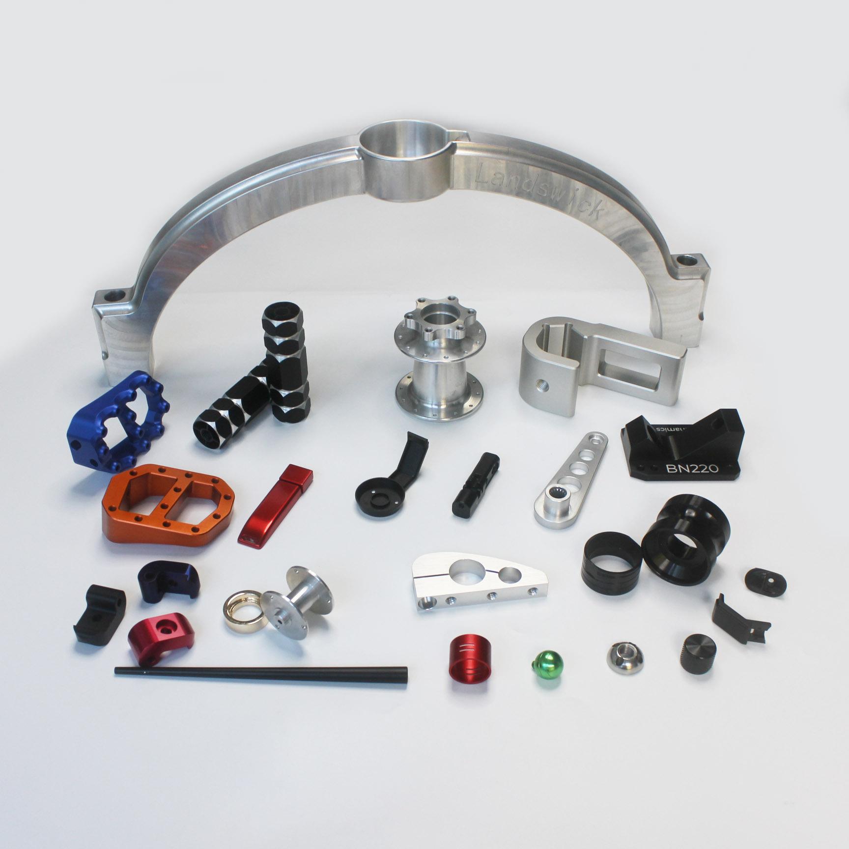 Stainless Steel Aluminum Machinery Bending Machine Parts