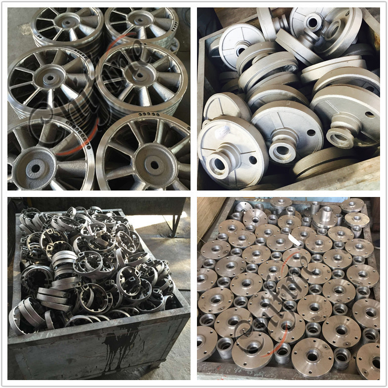 Brake Disc Brake Auto Part by Sand Casting
