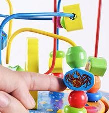 8 in 1 Bead Maze Kid Gift