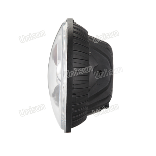 7inch 73W High Low Beam Jeep LED Driving Light