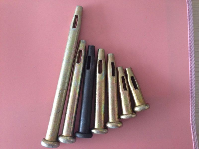 Construction Stub Pins/Wedge Pins/Deck Pins for Sale
