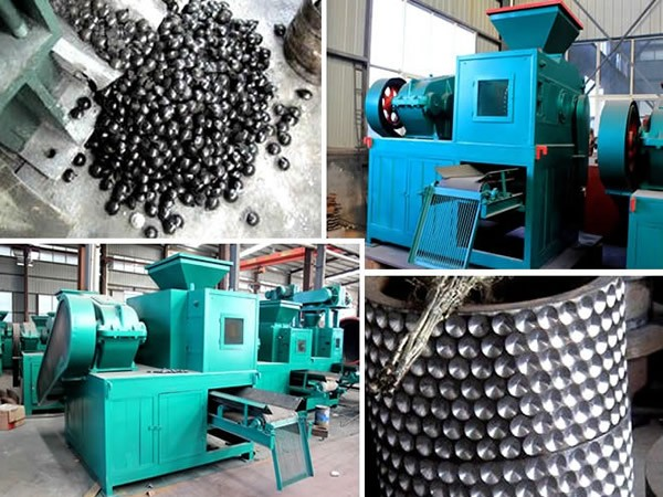 2016 Manganese Ore Powder Briquetting Machines for Hot Sale