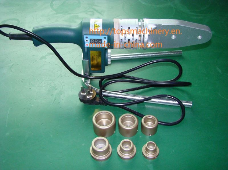 CE Approved Digital Socket Fusion Welding Machine for PPR Pipe