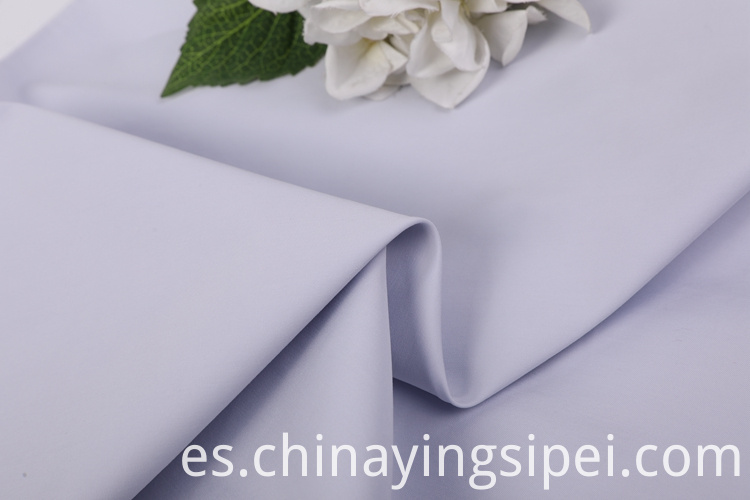 stocklot solid plain cotton polyester fabric