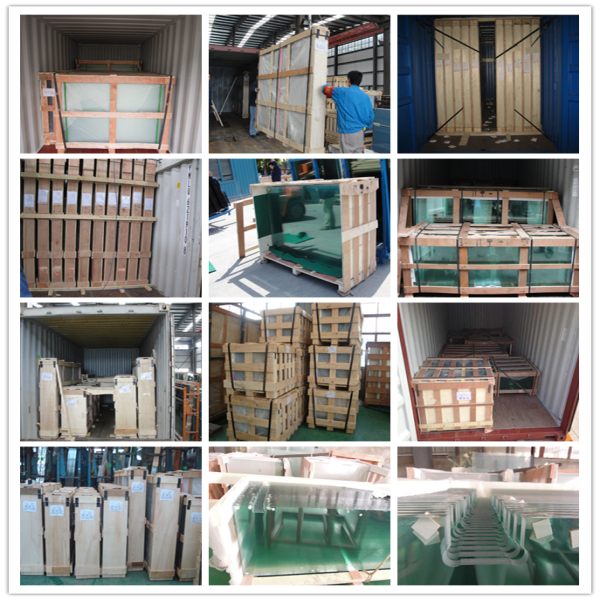 Building Glass Package