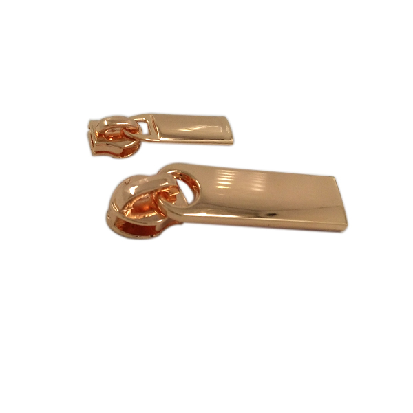 Cheap Customized Clothing Painted Metal Zipper Slider
