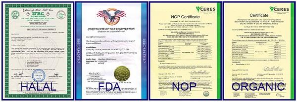 Natural FDA Registered Chlorella Supplement