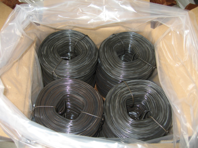 Small Coil Black Annealed Rebar Tie Wire /Binding Wire