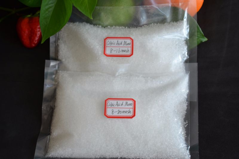 CAA Citric Acid Anhydrous 30-100 Mesh
