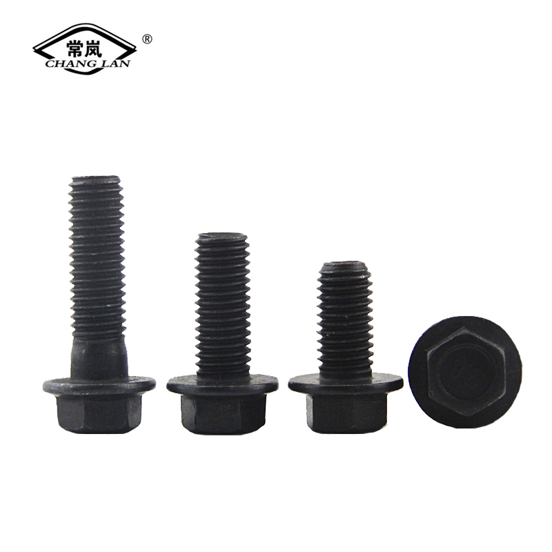 DIN6921 Hexagon flange bolts