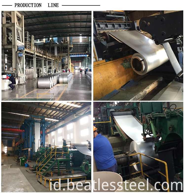 galvanized steel coil