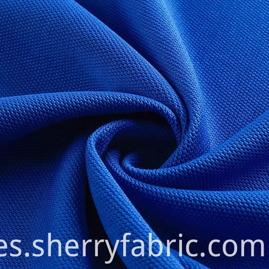 polyester knitted poly dty fabric