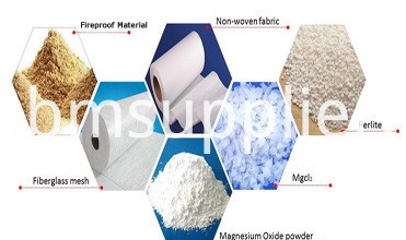 Reinforced Magnesium Oxide MgO Board