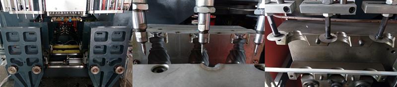 Tonva 5L Plastic Balls Extrusion Blow Moulding Machine Price