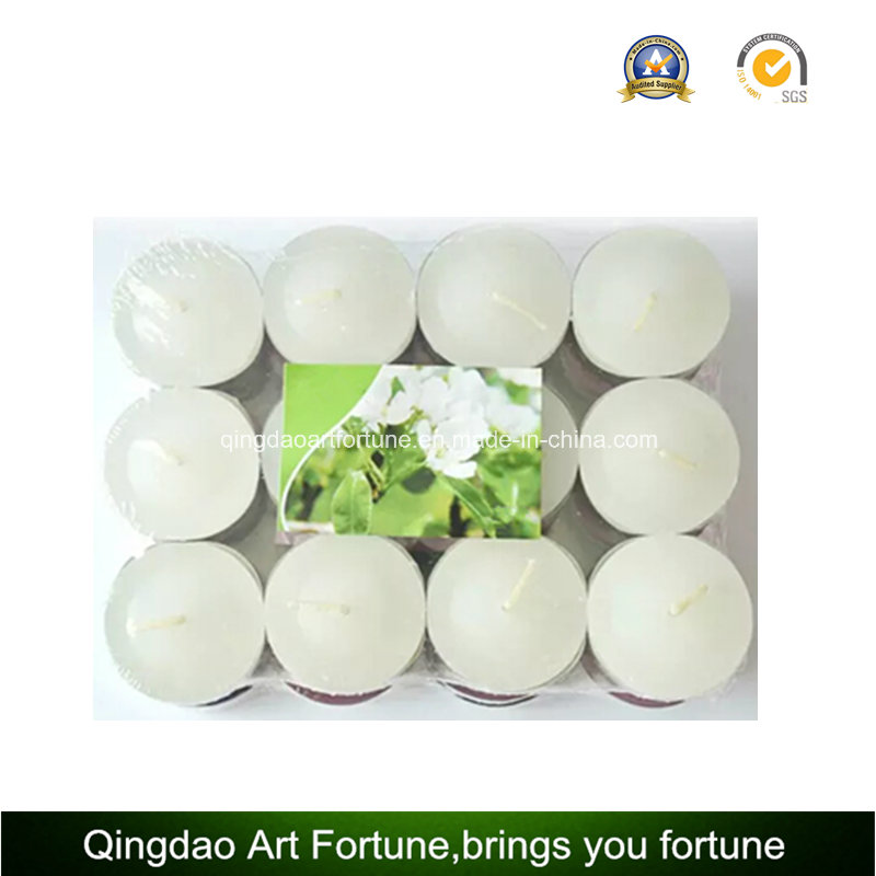 12g Scented Tealight Candle for Home Decoration