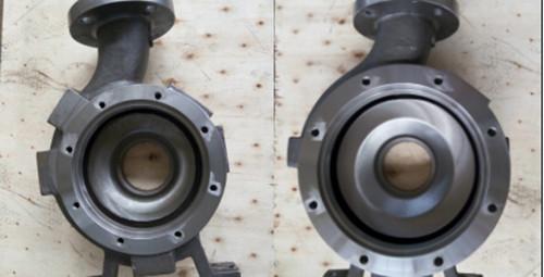 ANSI Centrifugal Durco Pump Water Pump Casing