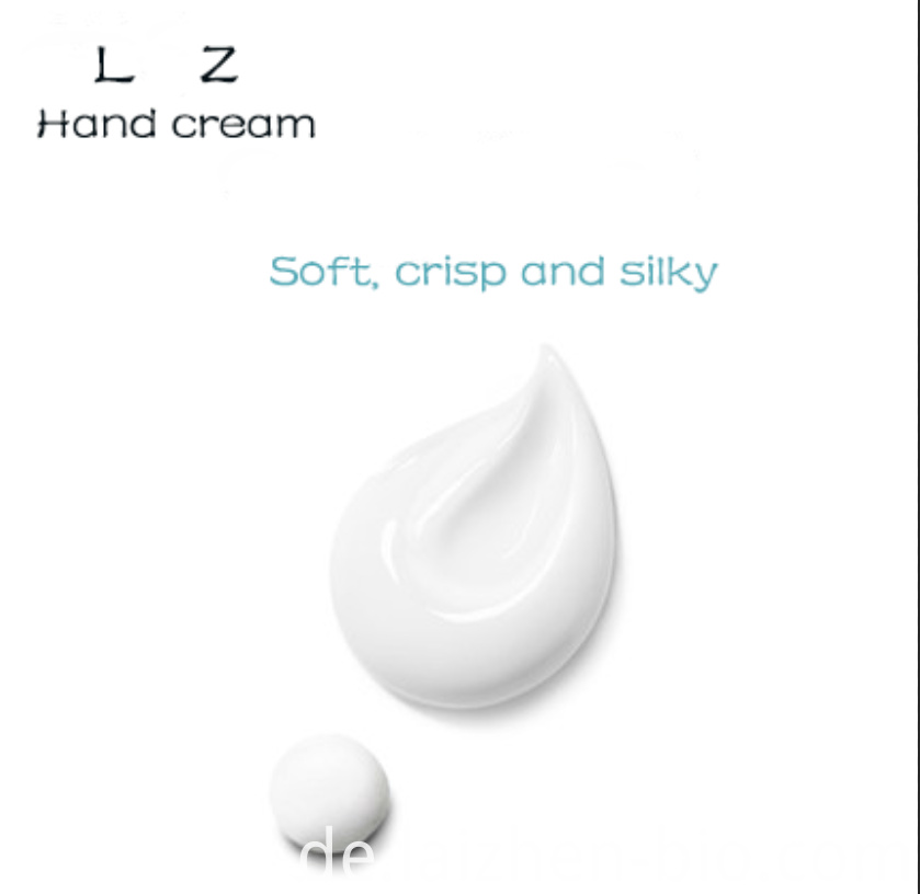 moisturizing hand cream