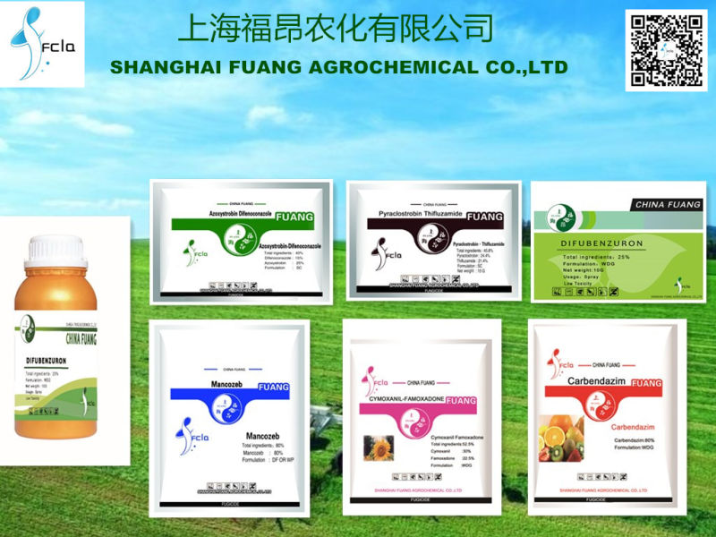 New Bactericide with High Efficent Wdg of Pyraclostrobin+Metiram Fungicide