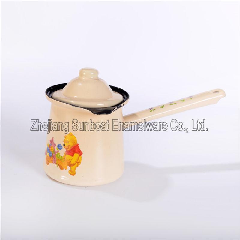Sunboat Kitchenware/ Kitchen Appliance Quality Enamel Coffee Pot