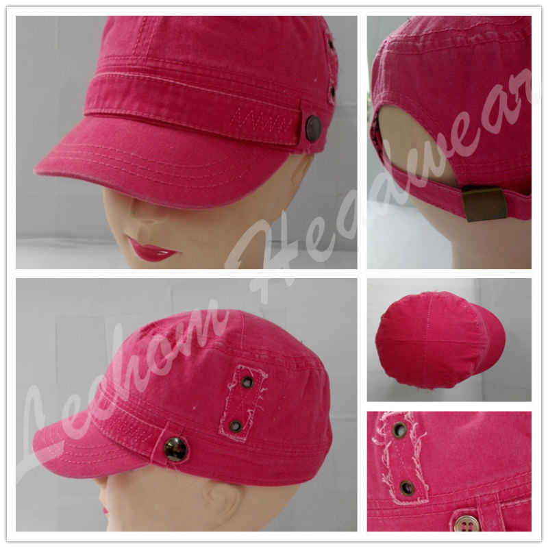Promotional Military Army Jeans Cap