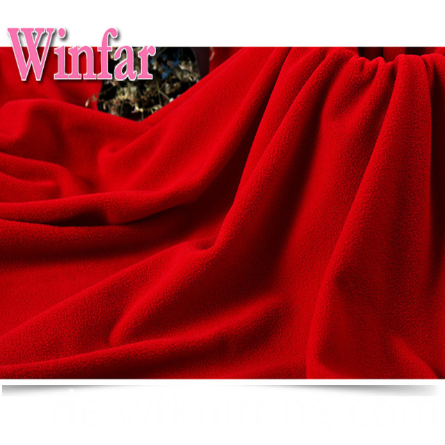 4 Way Stretch Polar Fleece Fabric