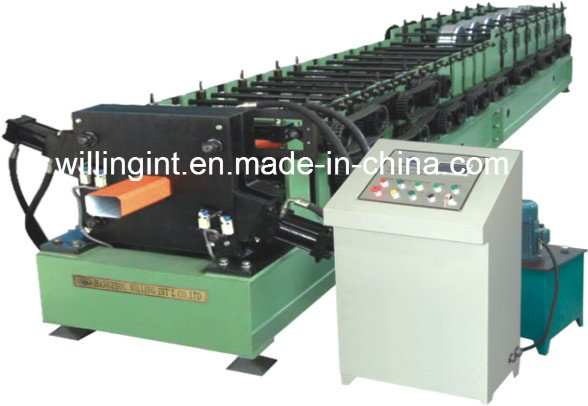 Downpipe Rainspout Roll Forming Machine