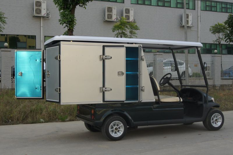 Excar Brand Hotel Use Electric Housekeeping Cart