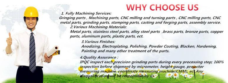 Professional CNC Parts, Plastic and Metal/ Aluminium Parts Machining/ CNC Machining Parts