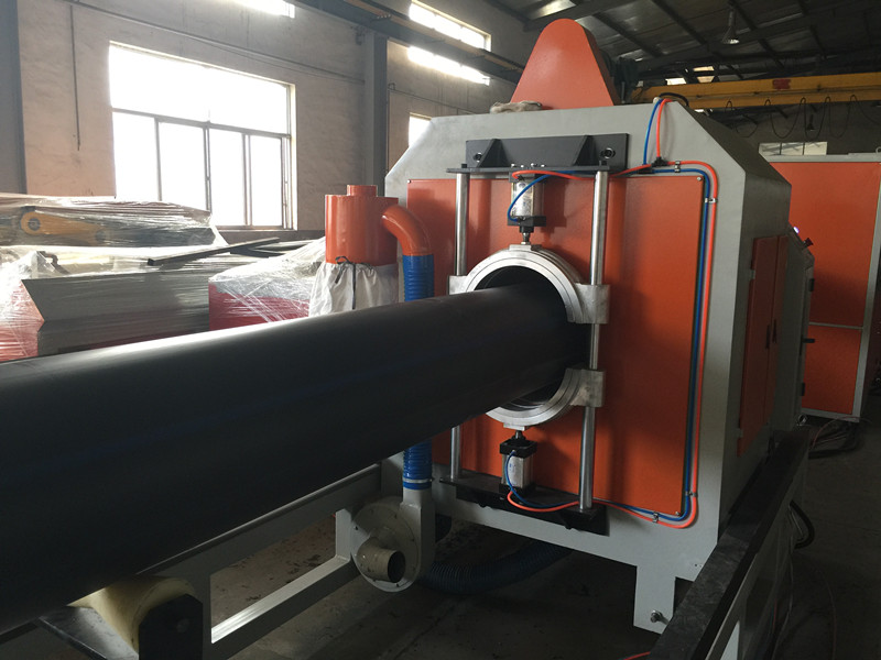 160mm-400mm HDPE Plastic Pipe Production Line