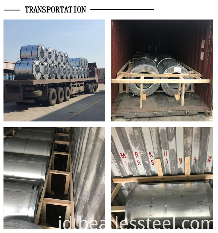 galvanized steel sheet coil astm