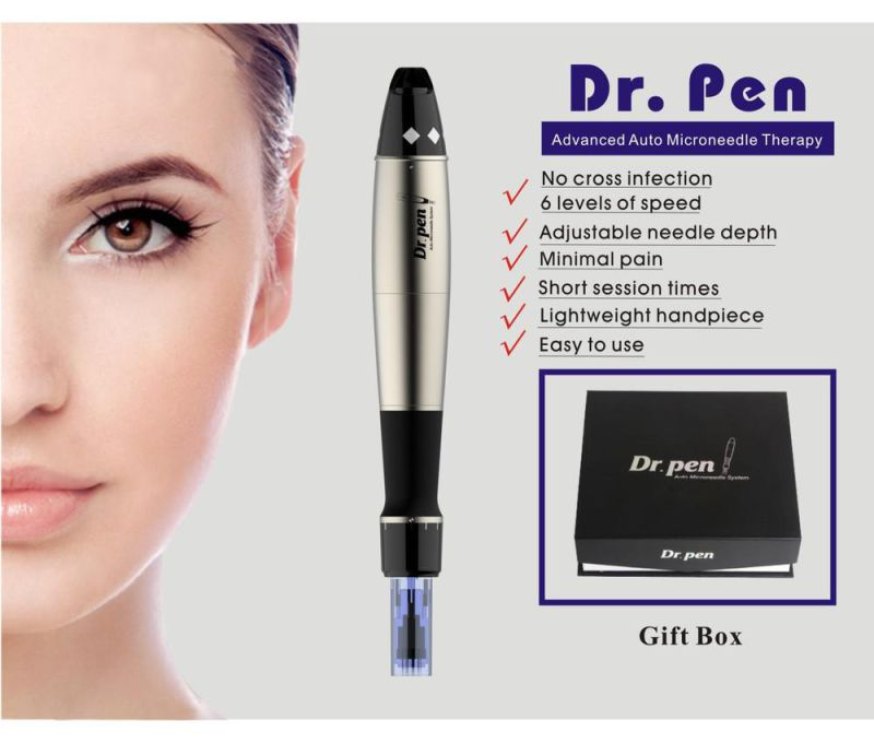 electric Derma Stamp /Dr. Pen System Skin Nursing Care /Derma Pen with Ce/FDA/RoHS