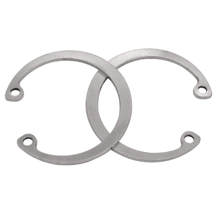 steel retaining rings for bores