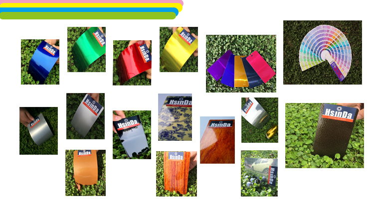 Professional China Manufacture Factory Directly Price Ral 9007/9010 Spray Powder Coating