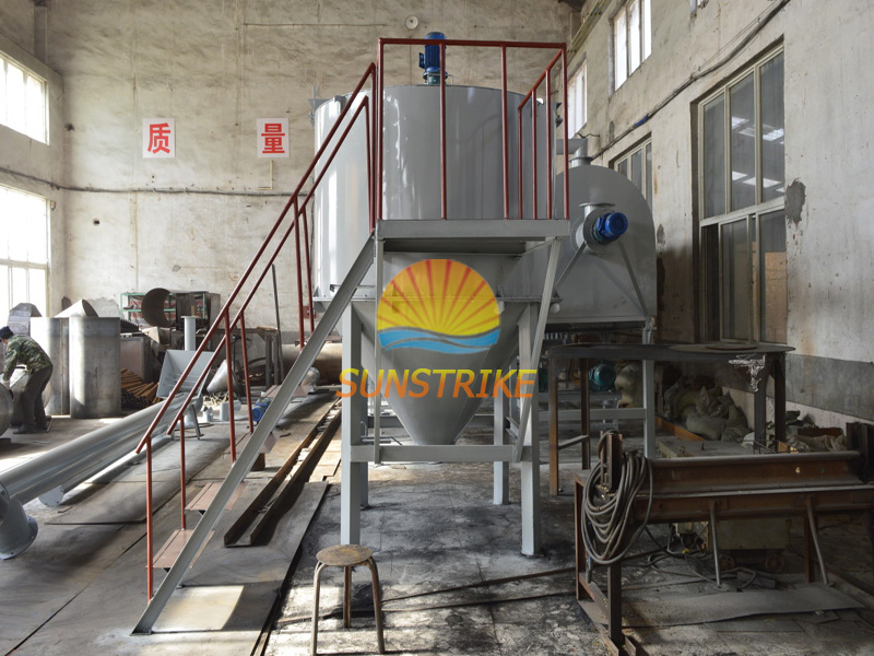High Performance Palm Shell Charcoal Carbonization Furnace