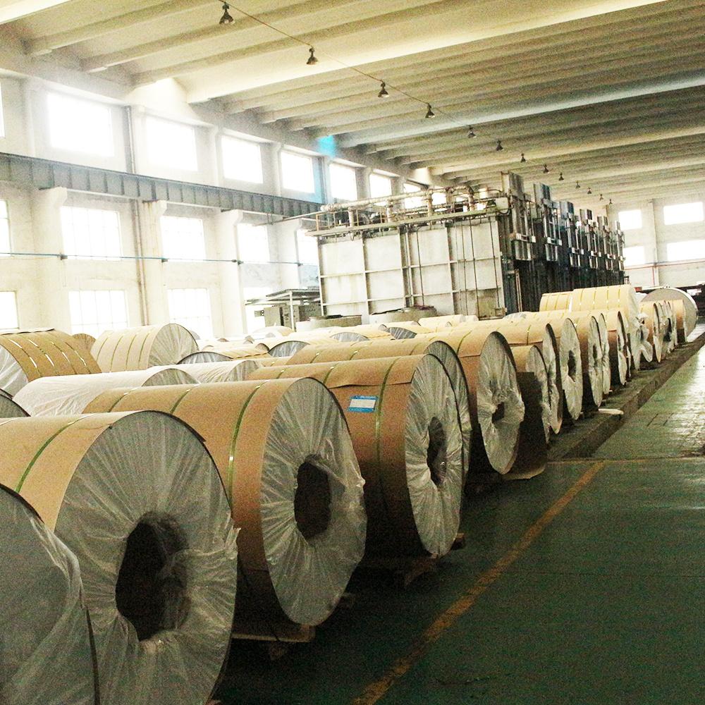 8011 household aluminium foil coil