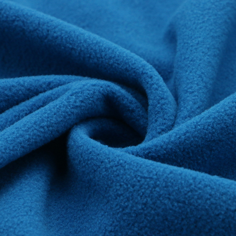 One-Side Brushed And One-Side Anti Pilling Polar Fleece
