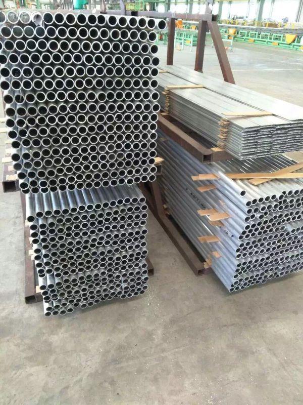 Mill Finish Aluminium Alloy Tube 2024 T3