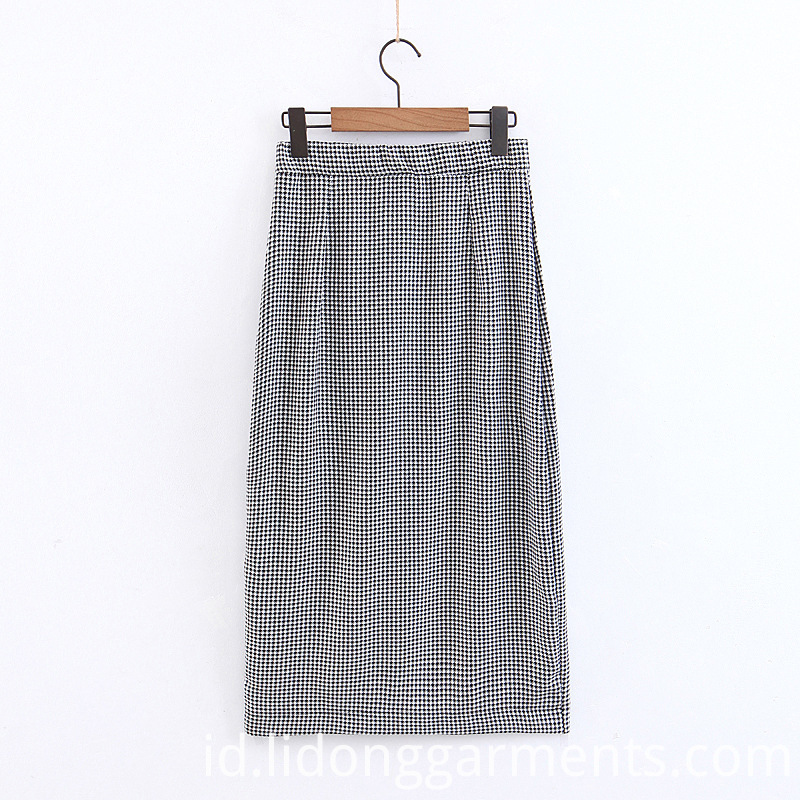 Medium-Length Skirt For women