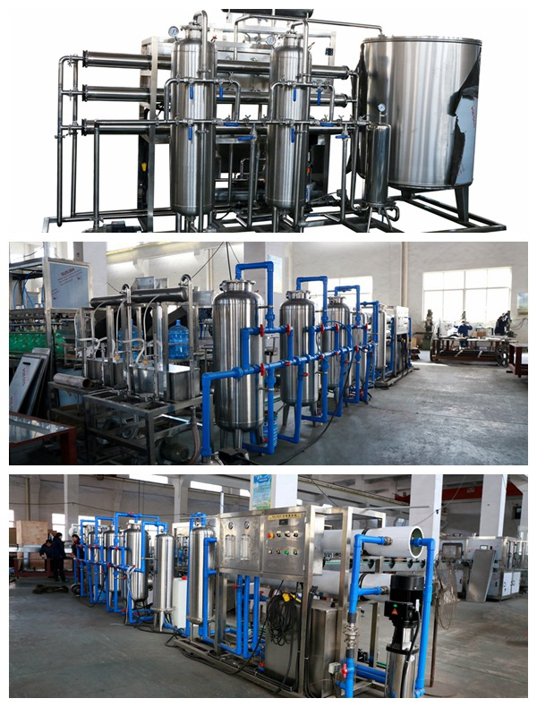 Excellent Quality Reverse Osmosis Water Treatment Machine