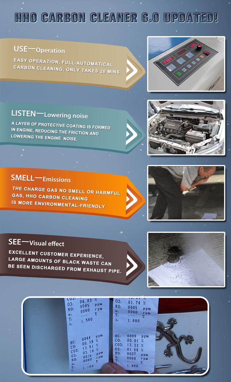 Hydrogen Generator Hho Fuel 12V DC Water Pump for Car Washing