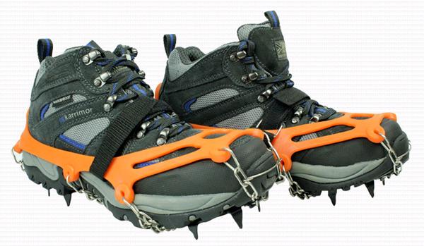 Chain Spike Ice Snow Pad Mountaining Outdoor Ice Climbing Shoe Crampons