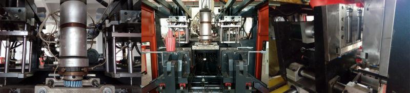 Tonva Yes Automatic 3L Double Station Plastic Extrusion Machine