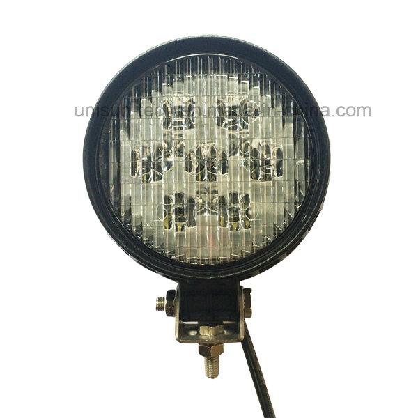 Heavy Duty 56W Round LED Machine Work Lamps