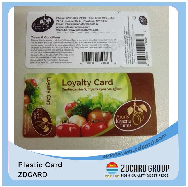 Custom Playing Detachable Card with Custom Display Box