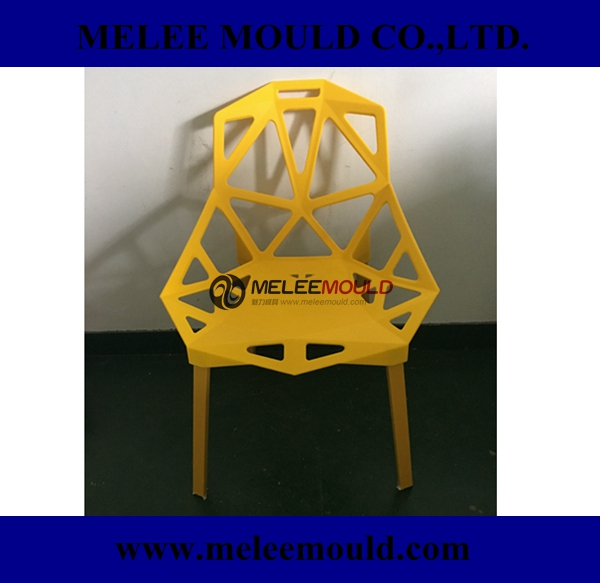 Melee Plastic Outdoor Dining Chair Mould