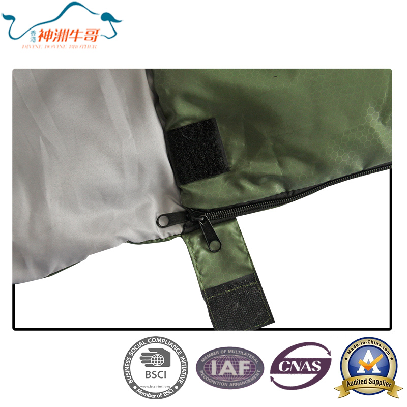 Portable Double Envelope Sleeping Bags for Camping